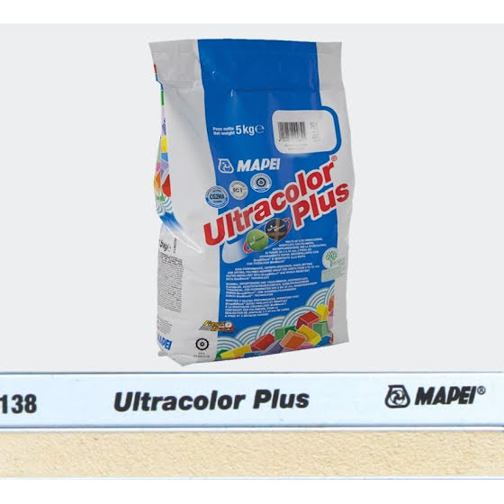 Ultracolor Plus Fogmassa 138 Almond 5kg