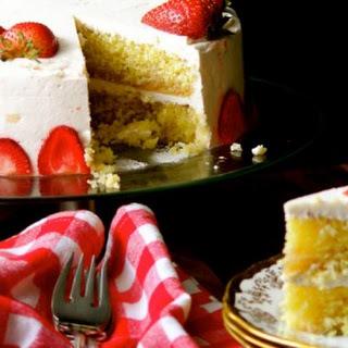 Rice Flour Lemon Cake Recipes