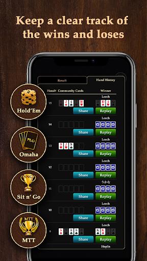 Pokerrrr2: Poker with Buddies - Multiplayer Poker 4.1.6 screenshots 3
