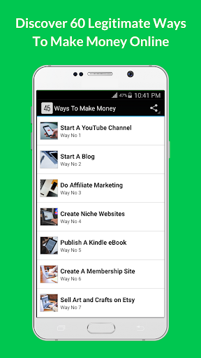 Make Money - Work At Home Screenshot