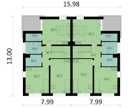 Ka31 - Rzut piętra