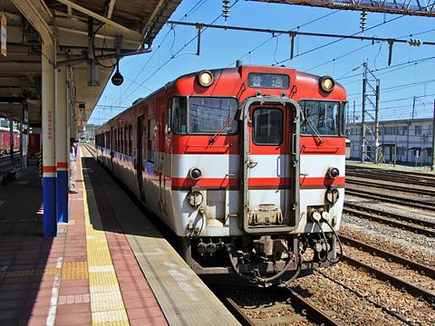 JR東日本 羽越本線 キハ40
