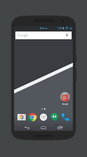 aRgon - Layers Theme- screenshot thumbnail