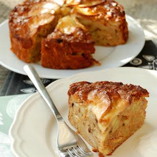 ~ Norwegian Apple Cake ~.