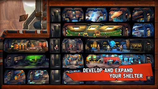 Code Triche Shelter War: Last City in apocalypse APK MOD (Astuce) screenshots 1
