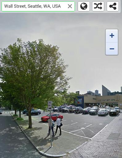 ストリートビューマップ Street View 地図