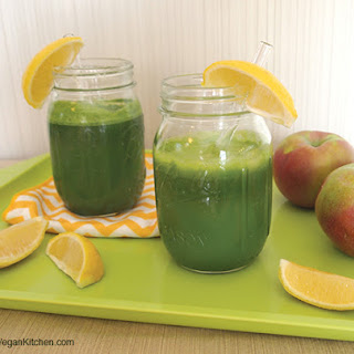 My Favorite Green Juice Recipe
