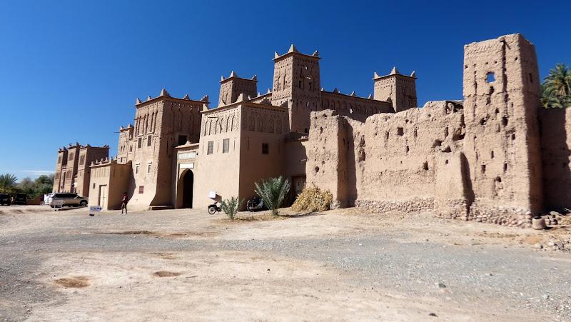 Ouarzazate és Skoura