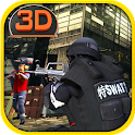 SWAT Police: Crime City Rescue icon