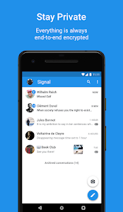 Signal Private Messenger 4.48.17 beta