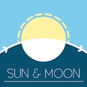 Sun & Moon - Rise, Set, Full moon