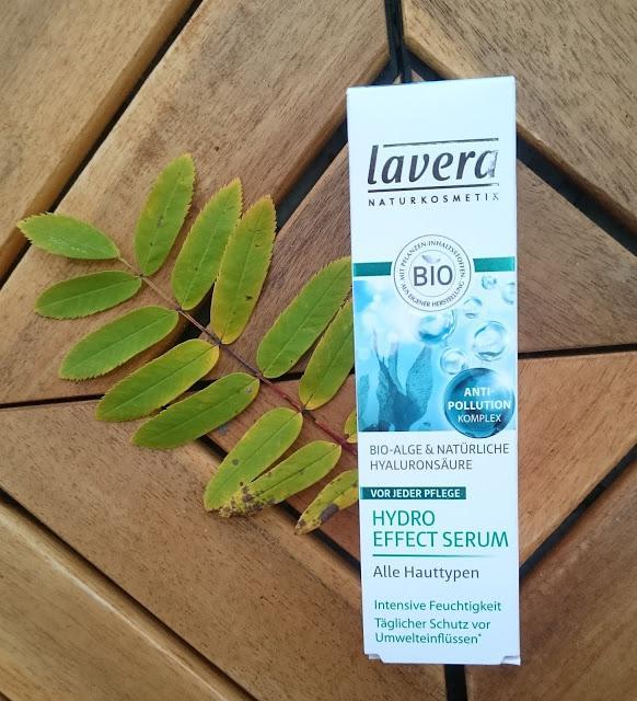 lavera hydro effect serum kokemuksia