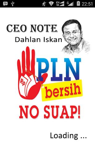 CEO Notes Dahlan Iskan