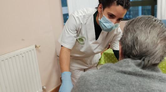SOS en Almería de las residencias de mayores