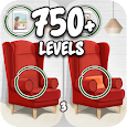 Find the differences 750 + levels apk
