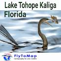 Lake Tohope Kaliga Gps Map icon