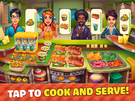 Cook It! City of Free Frenzy Cooking Games Madness  screenshots 8