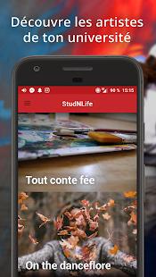 StudNLife - náhled