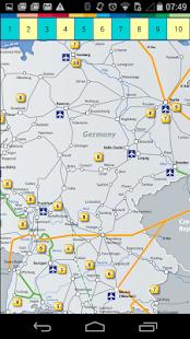 Berlin Subway Tram Map- screenshot thumbnail
