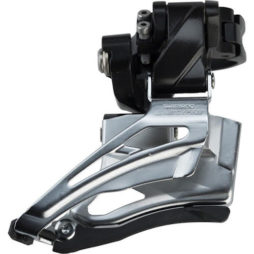 Shimano Deore FD-M6025-H 10-Speed Dual-Pull High Clamp Front Derailleur