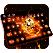 Fire Football Keyboard