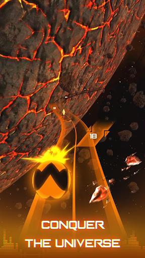 Infinity Run: Rush Balls On Rhythm Roller Coaster cheat screenshots 5