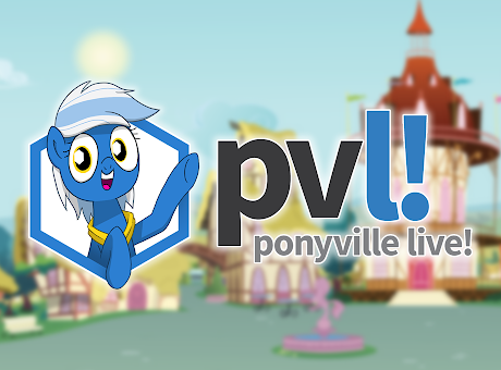 Ponyville Live! Desktop App