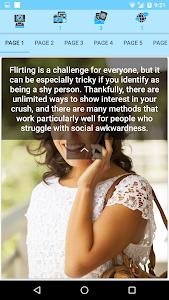 Flirt for females screenshot 2