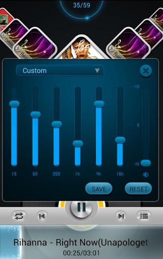 Next Music Widget screenshot 5