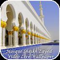Grand Mosque Video Wallpaper icon