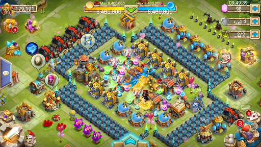 Castle Clash: u0641u0631u064au0642 u0627u0644u0634u062cu0639u0627u0646 apkpoly screenshots 18