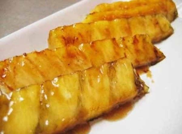 Broiled Pineapple Recipe