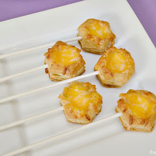 Grilled Cheese Bites.