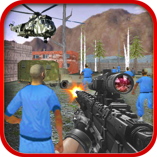 Army Commando Rescue Operation