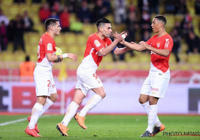 Falcao est de retour dans le groupe de Monaco