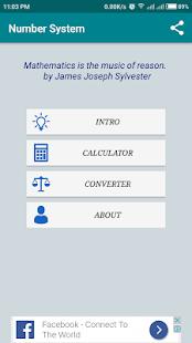 Number System - náhled