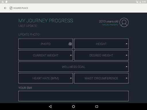 Holmes Place Journey App  screenshots 14