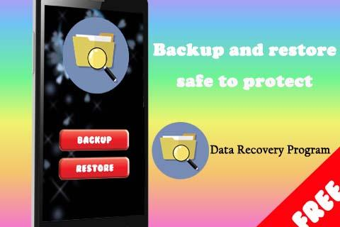 Data Recovery Program