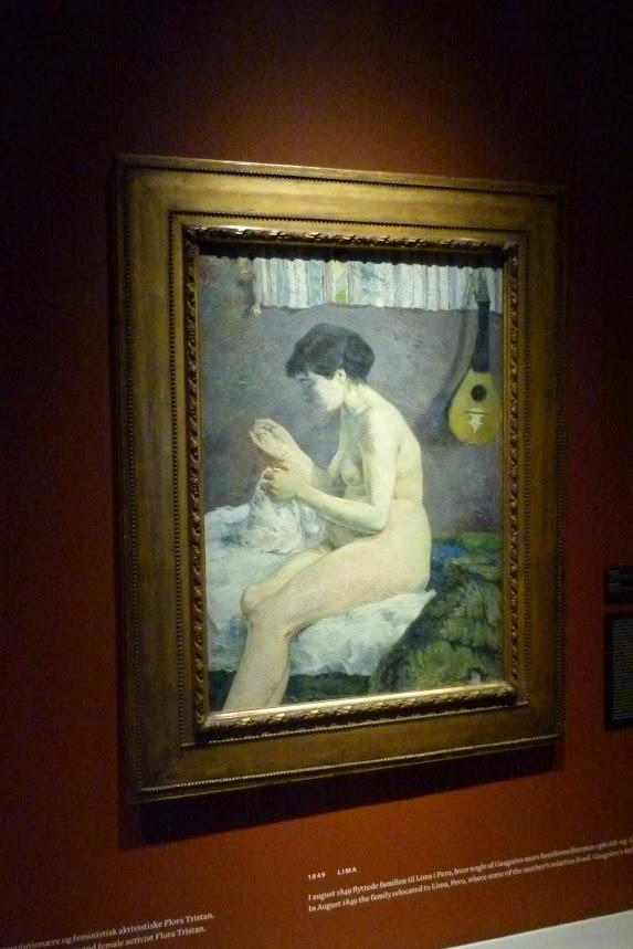 Gauguin - Nude