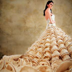 by Jon de Guzman Jr - Wedding Bride