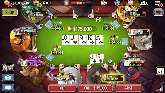 Governor of Poker 3 – Texas Holdem Casino Online 1