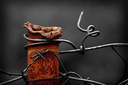 Fence by Miroslav Socha - Products & Objects Industrial Objects