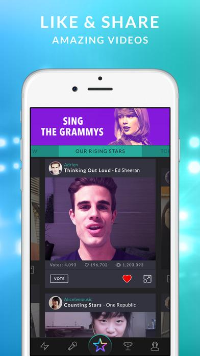 StarMaker - Sing Karaoke Songs- screenshot