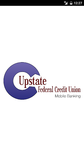 Upstate FCU Mobile Banking