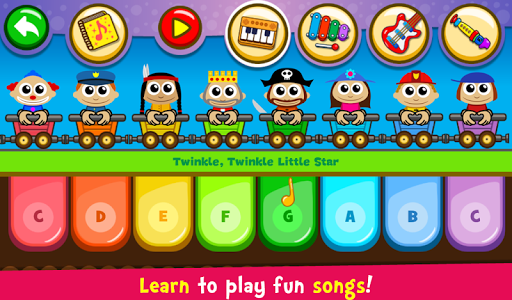 Piano Kids - Music & Songs 2.63 screenshots 2
