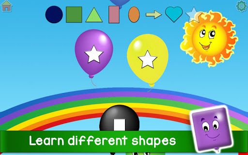Kids Balloon Pop Game Free ud83cudf88 25.0 screenshots 5