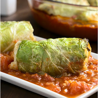 Low Carb Cabbage Wraps