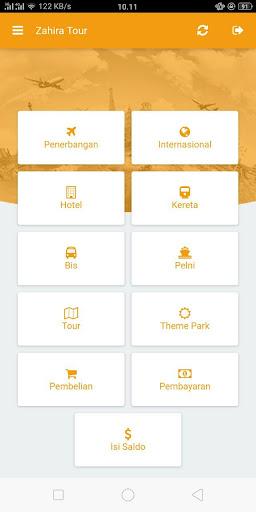 Zahira Tour & Travel screenshot 1