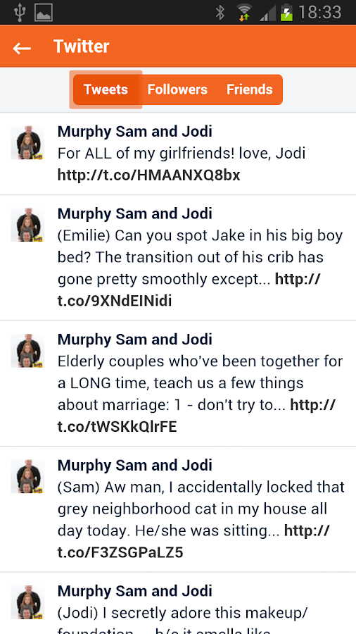 Murphy Sam and Jodi- screenshot