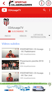 Club Deportivo Azuaga- screenshot thumbnail